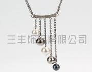 不锈钢颈链